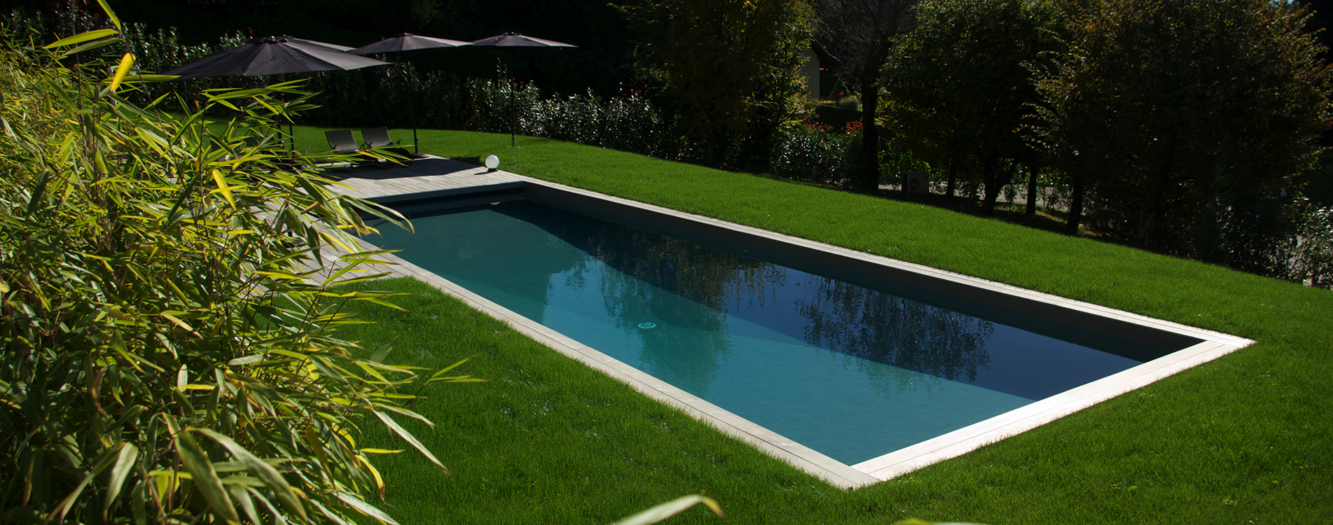Solutions de traitement eau piscine nicollier piscines for Aspirateur piscine liner